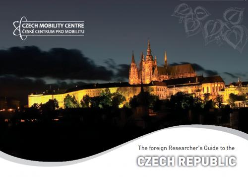 Akademie věd ČR - průvodce pro zahraniční vědce