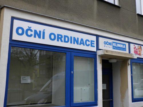 Oční klinika Horní Počernice