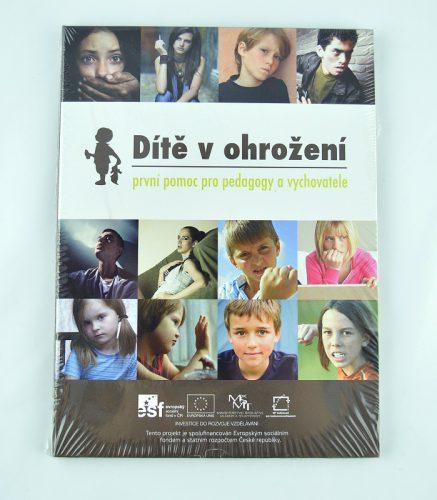DVD Dítě v ohrožení