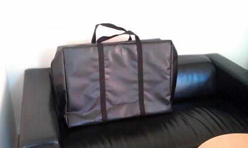 Prakab - Pražská kabelovna - vzorkový kufřík