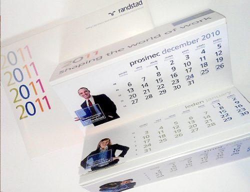 kalendář Randstad