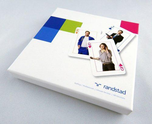 Randstad - propagační hrací sada