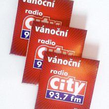 Radio City - reklamní čaje