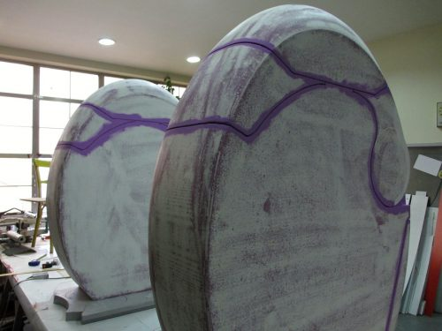 SANDOZ - maketa léčebného přípravku Airflusan