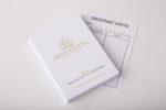 Aesthevita - objednací kartička