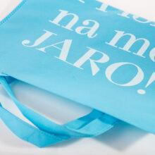 Pražské jaro - propagační tašky